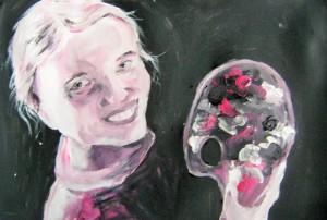 Liisamari autoportree